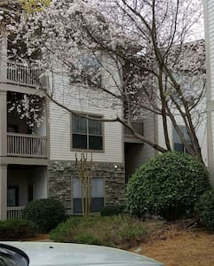 Serene 2 Bedroom Apartment near Kennesaw Mountain - Kennesaw - Wohnung
