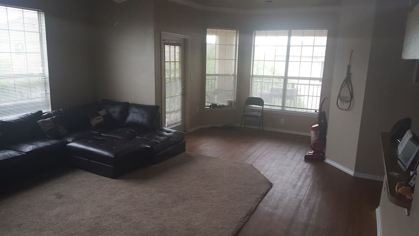 I have a living room space - Lewisville - Apartamento