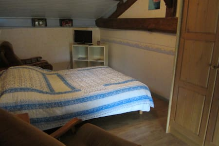 myosotyse - Saint-Jean-de-Sauves - Bed & Breakfast