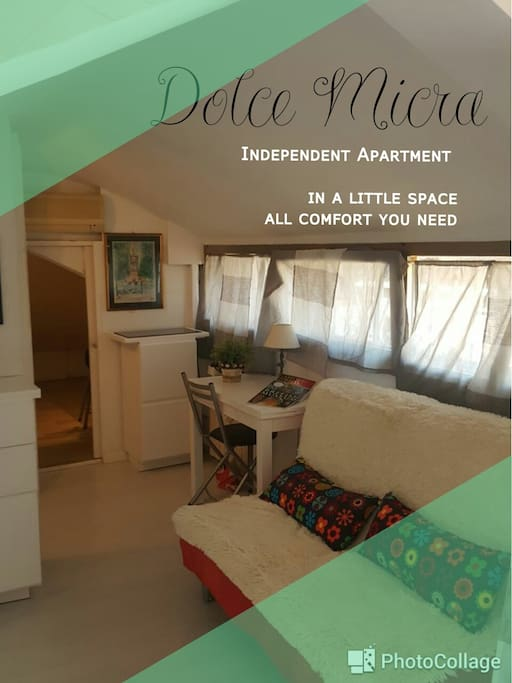 Dolce Micra Independent Apartment