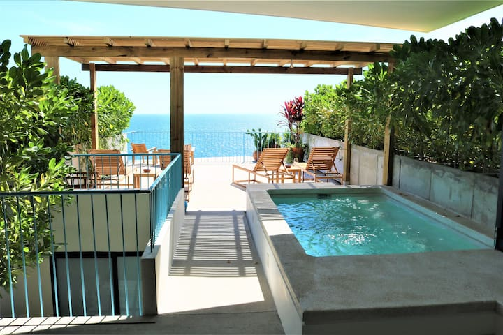 Spectacular, grand ocean view with 3 big beds B1