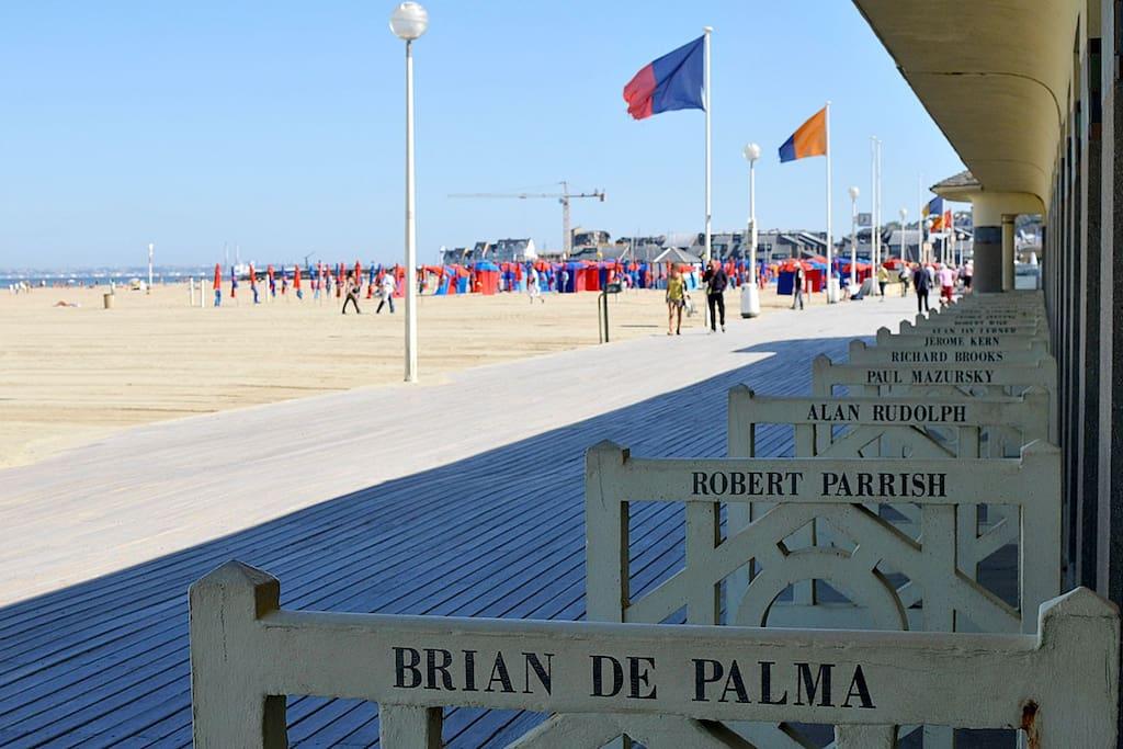 Deauville et ses Planches