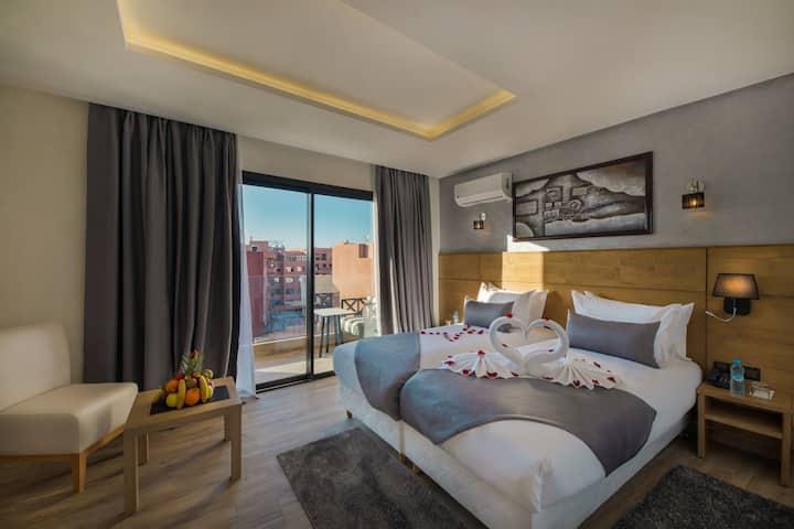 STARS HOTEL - Marrakech