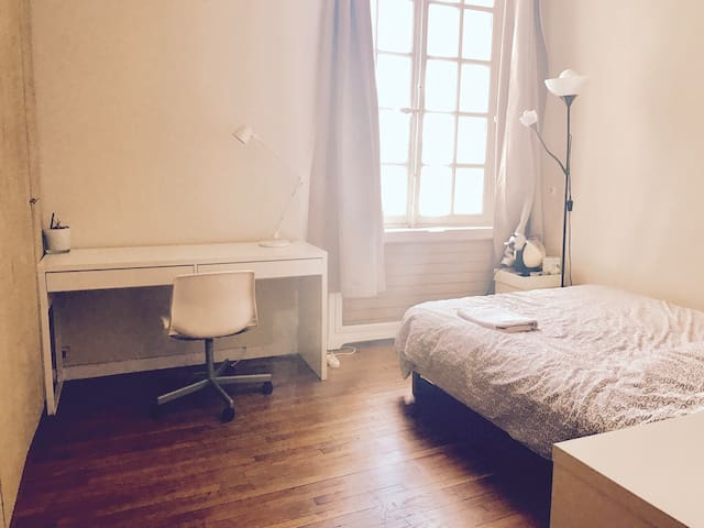 Beautiful appartment in the heart of Paris