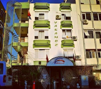 TRAVELER POINT HOSTEL - Muratpaşa - Inap sarapan