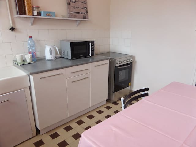 appartement calme - Tourlaville - Apartment