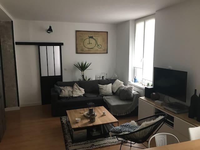 Bel appartement récemment rénové ! - Clichy