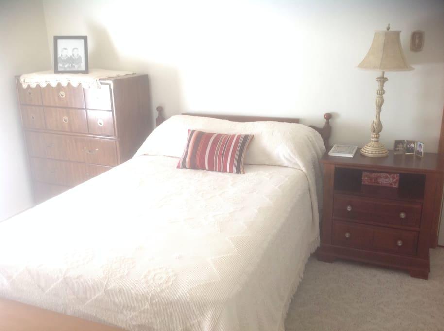 Guest Bedroom - second floor
