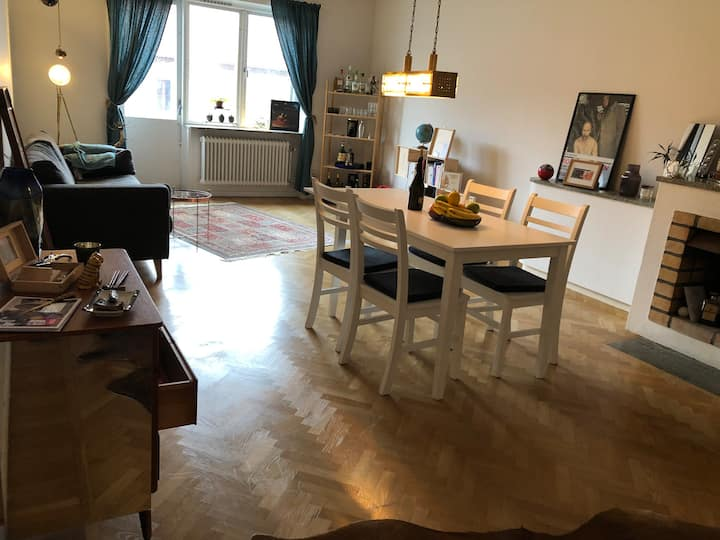 Spacious  3-room apartment in central Örebro