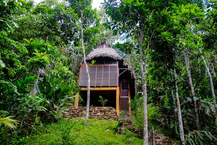 Epic Jungle Bungalow 15min from Tarapoto Center