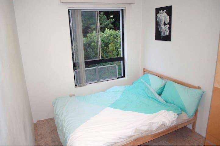 Cosy Double Bedroom - Elizabeth Bay - Appartement