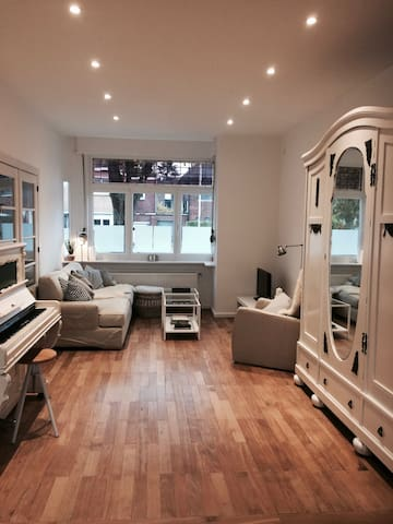 Beautiful Antwerp house ideal for expats/couples