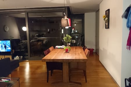 modern&urban flat for 1-3 p., UNBEATABLE location - Winterthur - Apartmen