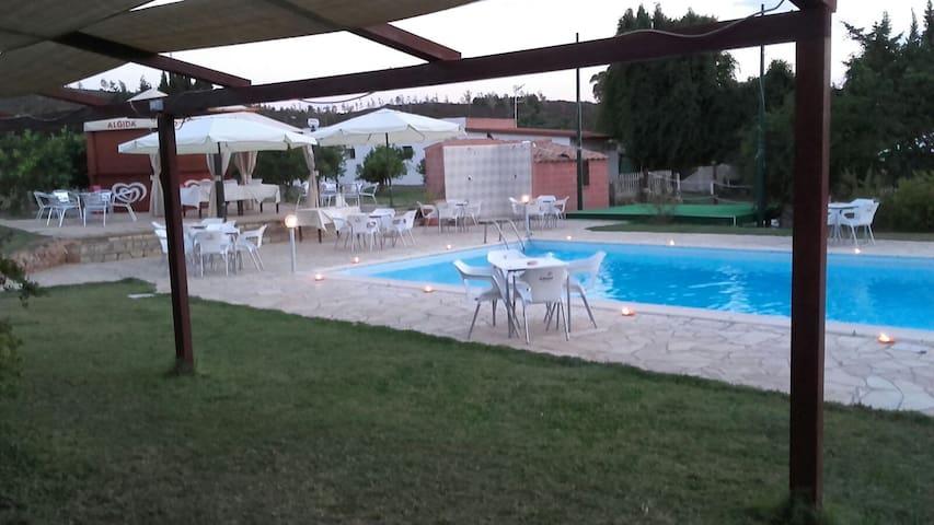 B&B IL FRUTTETO SS 125 - Villaggio Delle Rose - Bed & Breakfast