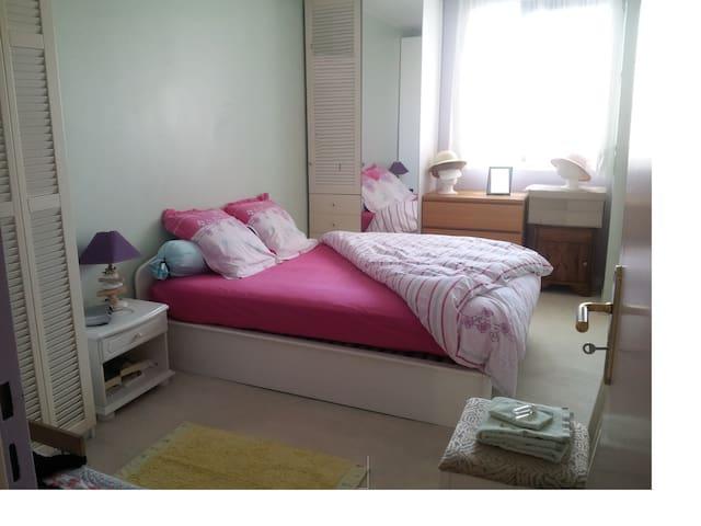 Appartement/Chambre très claire - Пре-Сен-Жерве - Квартира