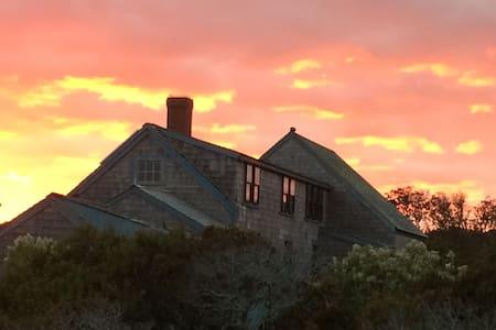 Private island home on Tuckernuck, Nantucket