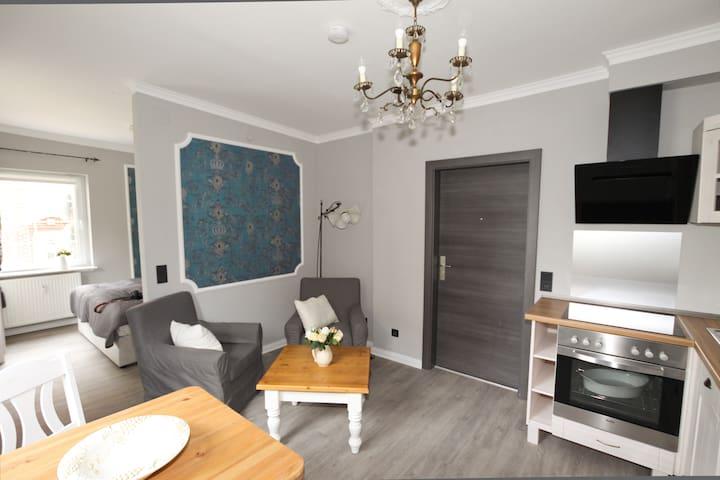 Neue Nichtraucher Apartmentwohnung - Hamburg - Apartment