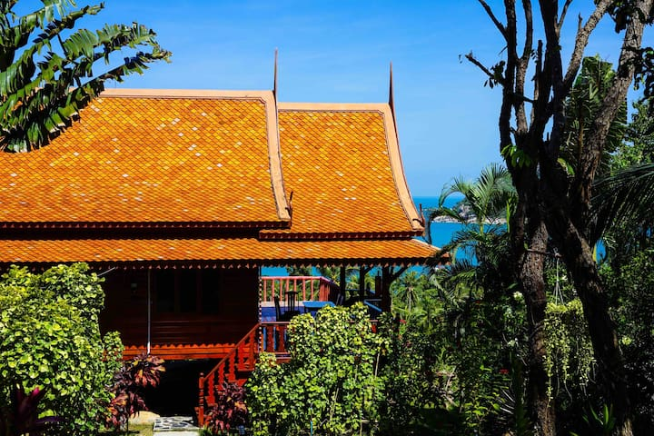 The Hill Village, Baan Lom, Koh Phangan, TNP