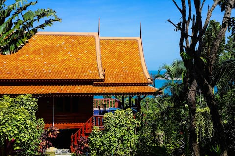Baan Lom, Koh Phangan, Thong nai pan noi