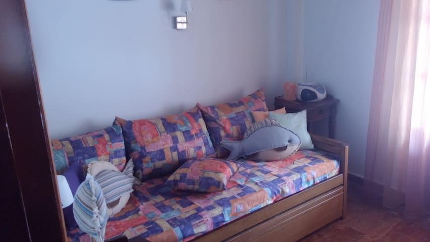 Central Apartment in Dapia