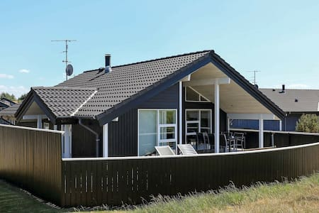 Stylish Holiday Home in Ringkøbing with Sauna