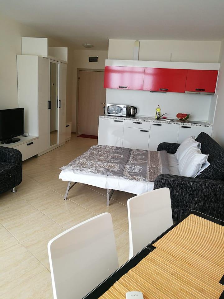 Aheloy Midia Grant Resort Studio Flat