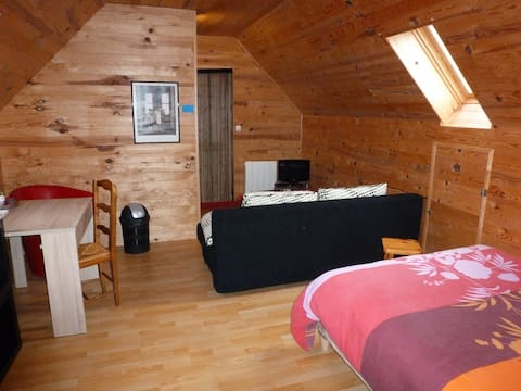 Chambre privative Lasson
