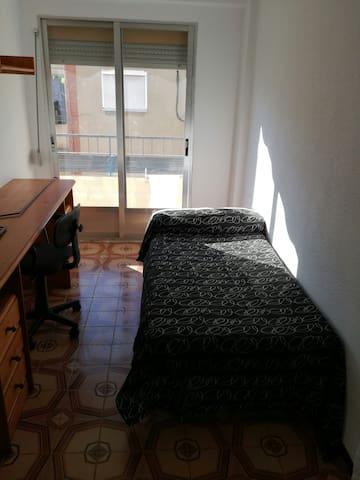 Habitacion cama hinchable doble - Catarroja - Huis