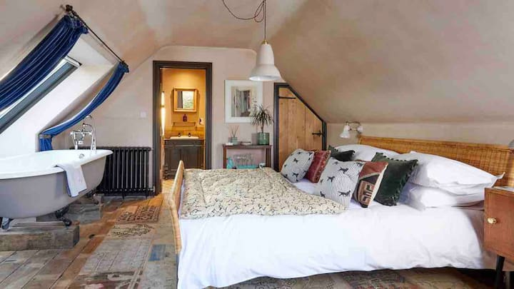 Stylish Bijou Retreat near Soho Farmhouse