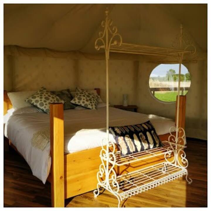 Meadow Vale Wind Yurt