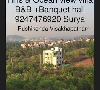 Family's home stay Rushikonda visakhapatnam