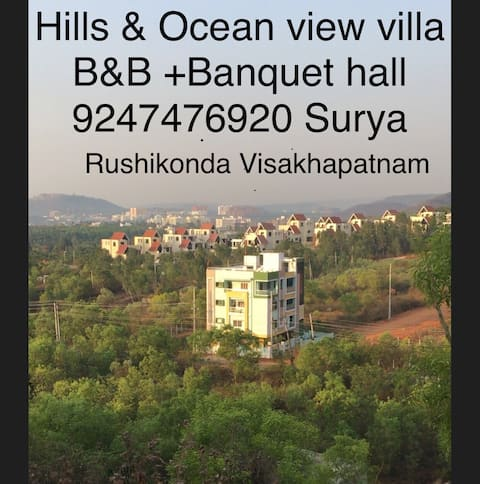 Family's home stay Rushikonda visakhapatnam