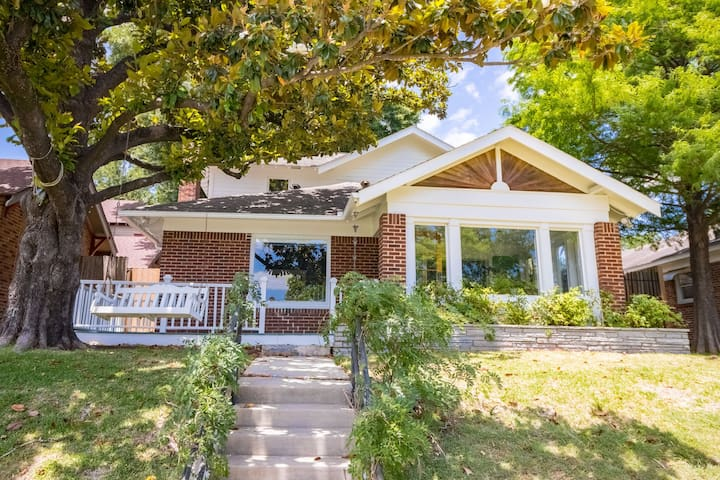 Charming Houston Heights Home-Minutes to Downtown