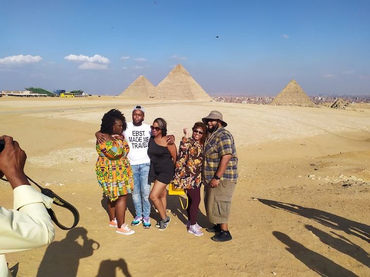 pyramid Giza city inn