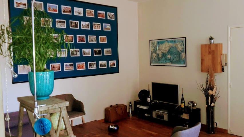 Appartement cosy au coeur de Rouen