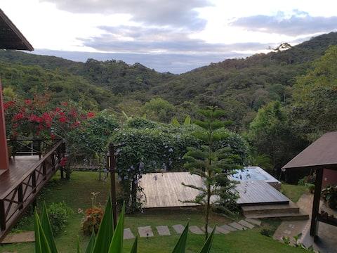 Infinito particular na Serra de Guaramiranga