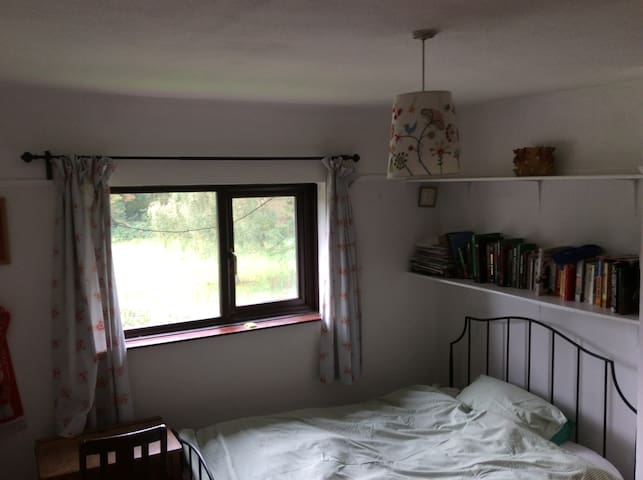Accessible countryside double room