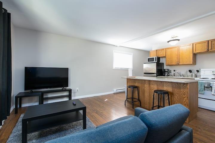 Cozy suite in Central St Boniface