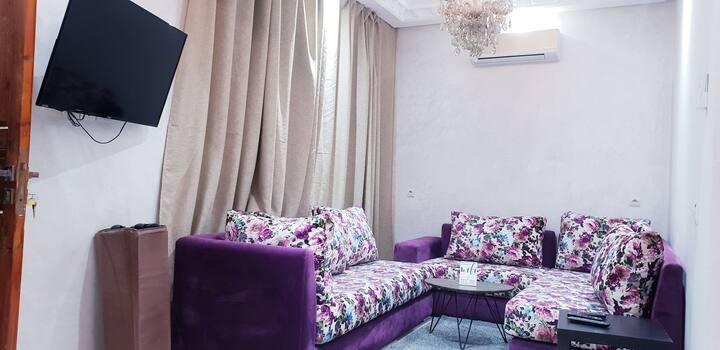 Nice Cosy Apartment Une Ch Salon Terasse