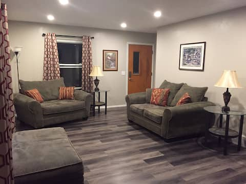 Roomy two bedroom unit #1