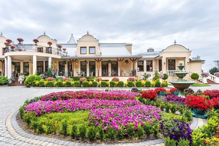 Leśna Perła - Restauracja i Hotel - Double Room