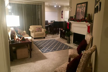 3bd/2ba  apartment in the heart of Arlington - Arlington - Lakás