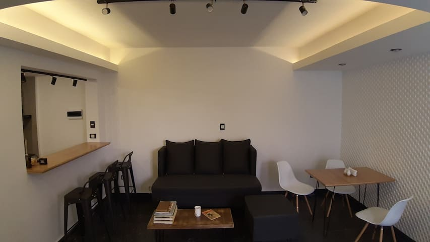 Comfy and chill 2 Bedroom Apartment in Nuñez.