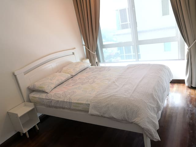 [1U, Next Academy] Cozy1BR-Glomac next to MRT TTDI