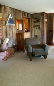 Best view of Sugarloaf, 1 bedroom break a way - Carrabassett Valley