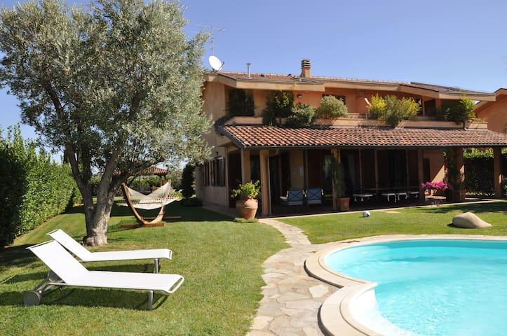 Dream holiday villa in Capalbio - Tuscany