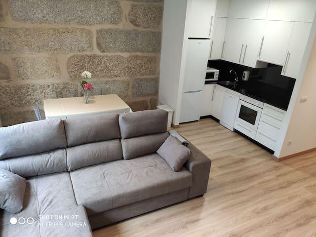 3A New apartamento de lujo en pleno centro
