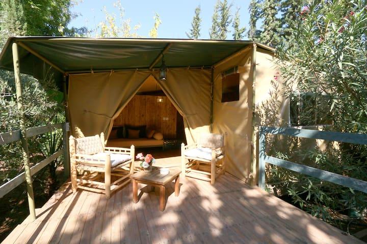 le Jardin Tougana - tent # 3 - Marrakesh - Tent