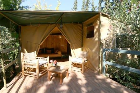 le Jardin Tougana - la Tente 3 - Marrakesh - Tent