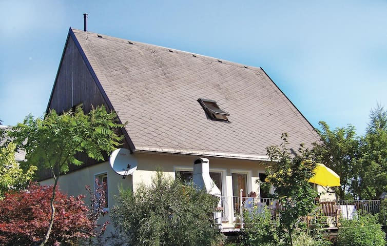 Holiday cottage with 5 bedrooms on 160m² in Bad Brambach